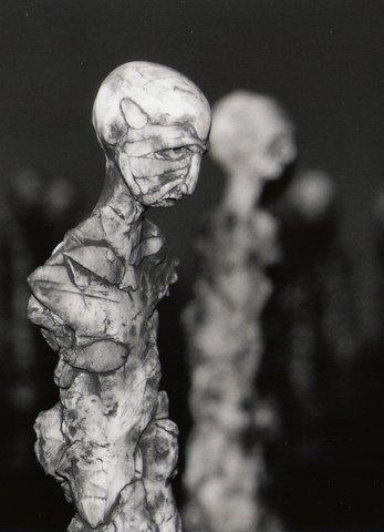 Sculpture by Ellen Lindström